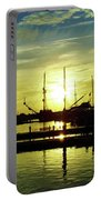 Amazing St Augustine Sunrise Portable Battery Charger