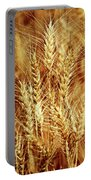 Amber Waves Of Grain 1 Portable Battery Charger