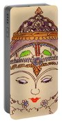 Amerat Goddess Of Flora Portable Battery Charger