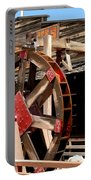 America Water Wheel Portable Battery Charger