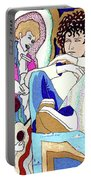 Jelly Roll Bob - Portraits Of Dylan Portable Battery Charger