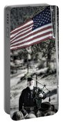 American Bagpiper Portable Battery Charger