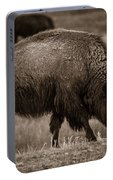 American Buffalo Grazing Portable Battery Charger