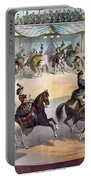 American Circus, C1872 Portable Battery Charger