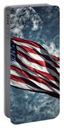 American Flag 0680b Portable Battery Charger