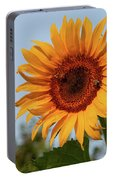 American Giant Sunflower In The Morning Portable Battery Charger
