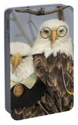 American Gothic Eagle Style Portable Battery Charger