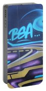 American Graffiti Portable Battery Charger