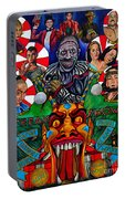 American Horror Story Freak Show Portable Battery Charger