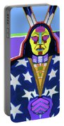 American Indian By Nixo Portable Battery Charger