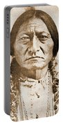 American Indian Chief Portable Battery Charger