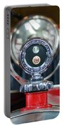American Lafrance Vintage Fire Truck Gas Cap Portable Battery Charger