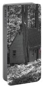 American Little House In The Woods Portable Battery Charger