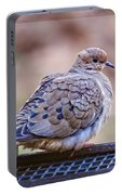 American Mourning Dove Portable Battery Charger
