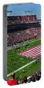 American Pride Bucs Style Portable Battery Charger by David Lee Thompson