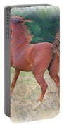 American Saddlebred Filly Portable Battery Charger
