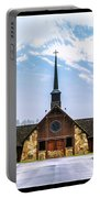 American Soldiers Chapel Portable Battery Charger