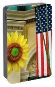 American Sunflower Portable Battery Charger