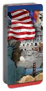 American Symbolicism Portable Battery Charger