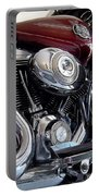 American V-twin Portable Battery Charger