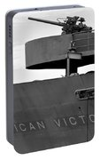 American Victory Ship Portable Battery Charger