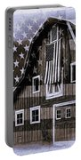 Americana Glory Portable Battery Charger