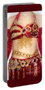 Ameynra Design - Belly Dance Costume - By Sofia Goldberg Portable Battery Charger