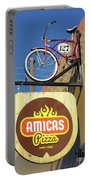 Amicas Pizza Portable Battery Charger