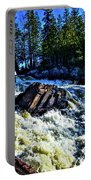 Amincon River Rootbeer Falls Portable Battery Charger