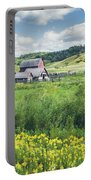 Amish Country Farm Warrens Portable Battery Charger