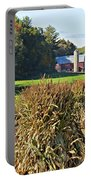 Amish Farm Country Fall Portable Battery Charger