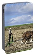 Amish Farmer Portable Battery Charger