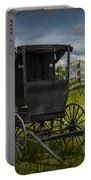 Amish Horse Buggy Portable Battery Charger