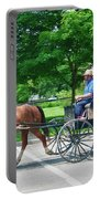 Amish Merchant 5671 Portable Battery Charger by Guy Whiteley