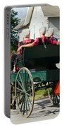 Amish Women Portable Battery Charger