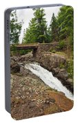 Amity Creek Falls Portable Battery Charger