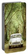 Among Tall Trees Portable Battery Charger
