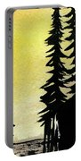 Among The Pines Portable Battery Charger