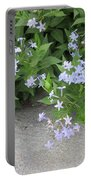 Amsonia Tabernaemontana Portable Battery Charger