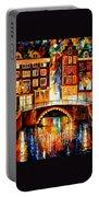 Amsterdam - Little Bridge Portable Battery Charger