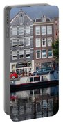Amsterdam Canal Portable Battery Charger