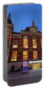 Amsterdam Central Station Portable Battery Charger