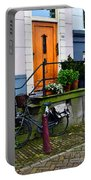 Amsterdam Door Portable Battery Charger