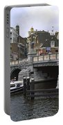 Amsterdam Scene Portable Battery Charger