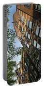 Amsterdam Spring - Fancy Brickwork Glow - Left Vertical Portable Battery Charger