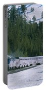 Amtrak 112 1 Portable Battery Charger by Jim Thompson