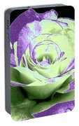 An Abstract Beauty Portable Battery Charger