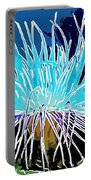 An Abstract Scene Of Sea Anemone 1 Portable Battery Charger