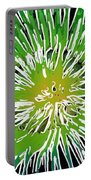 An Abstract Scene Of Sea Anemone 2 Portable Battery Charger by Lanjee Chee