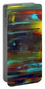 An Abstract Thought Portable Battery Charger
